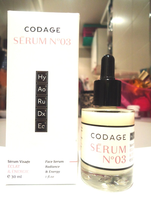 codage serum 3