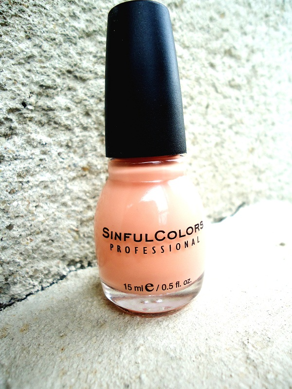 Vernis Poudre Sinfulcolor