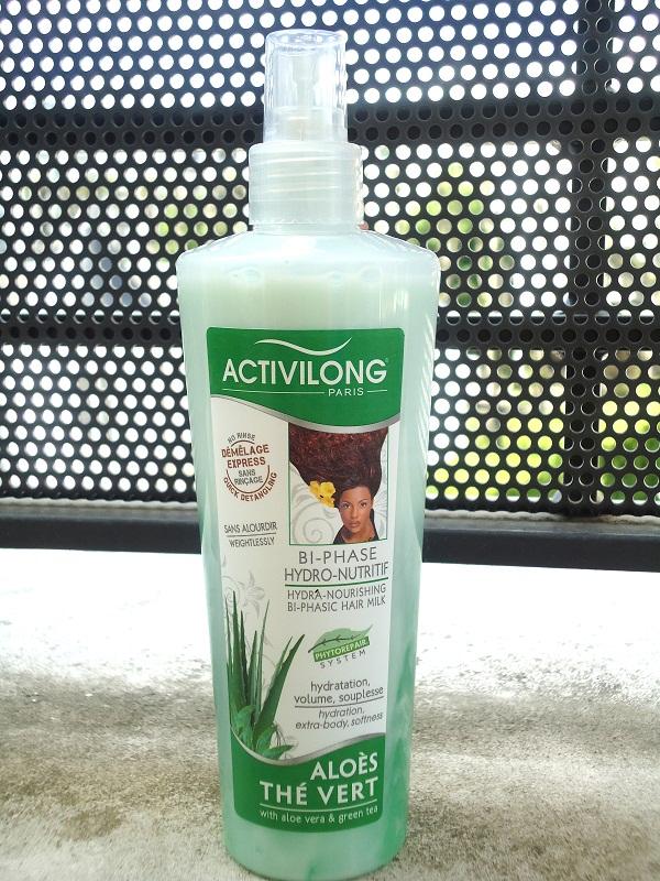 spray activilong bi-phase