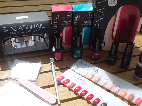 kit ongles gel uv carrefour