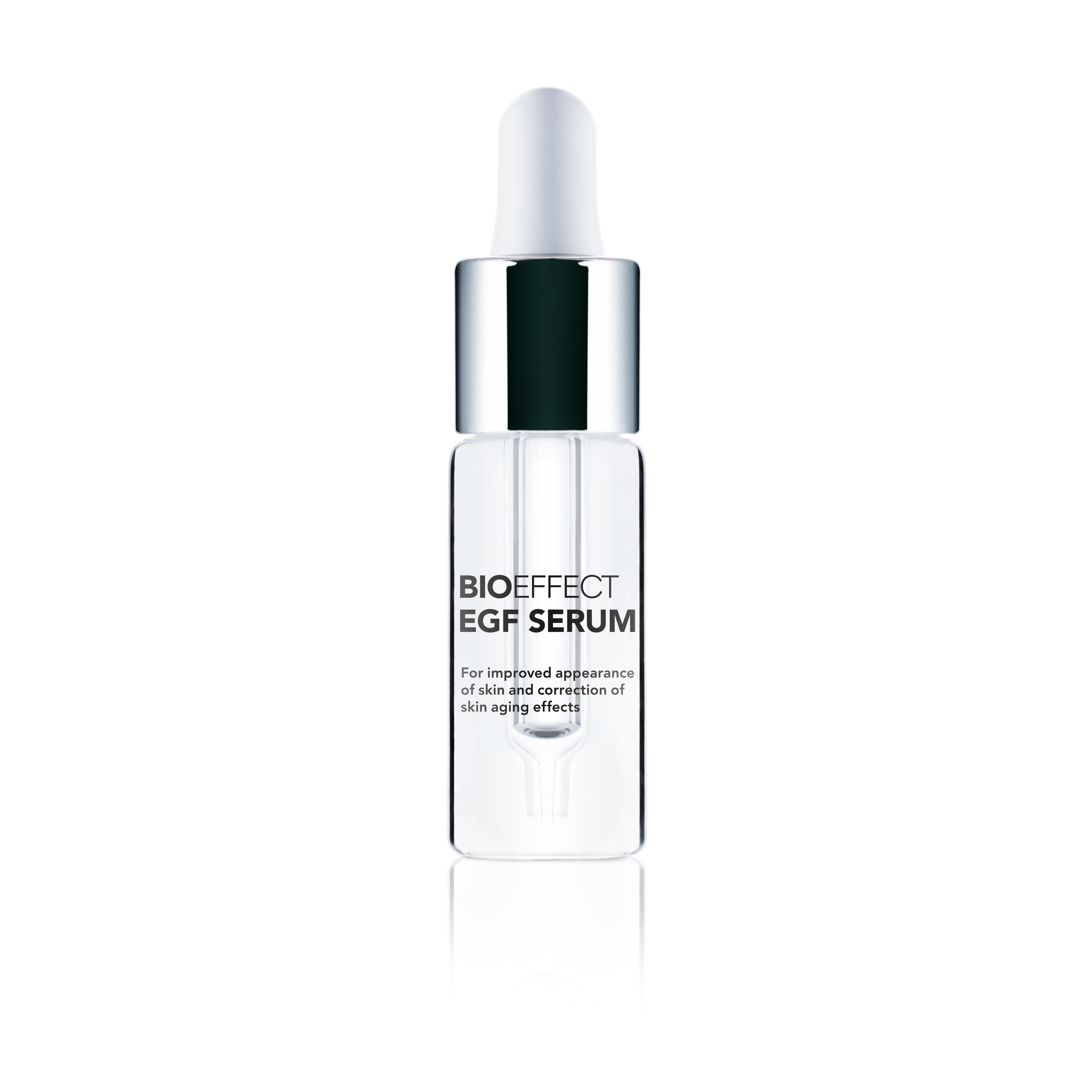 Bioeffect EGF Serum Bottle-White