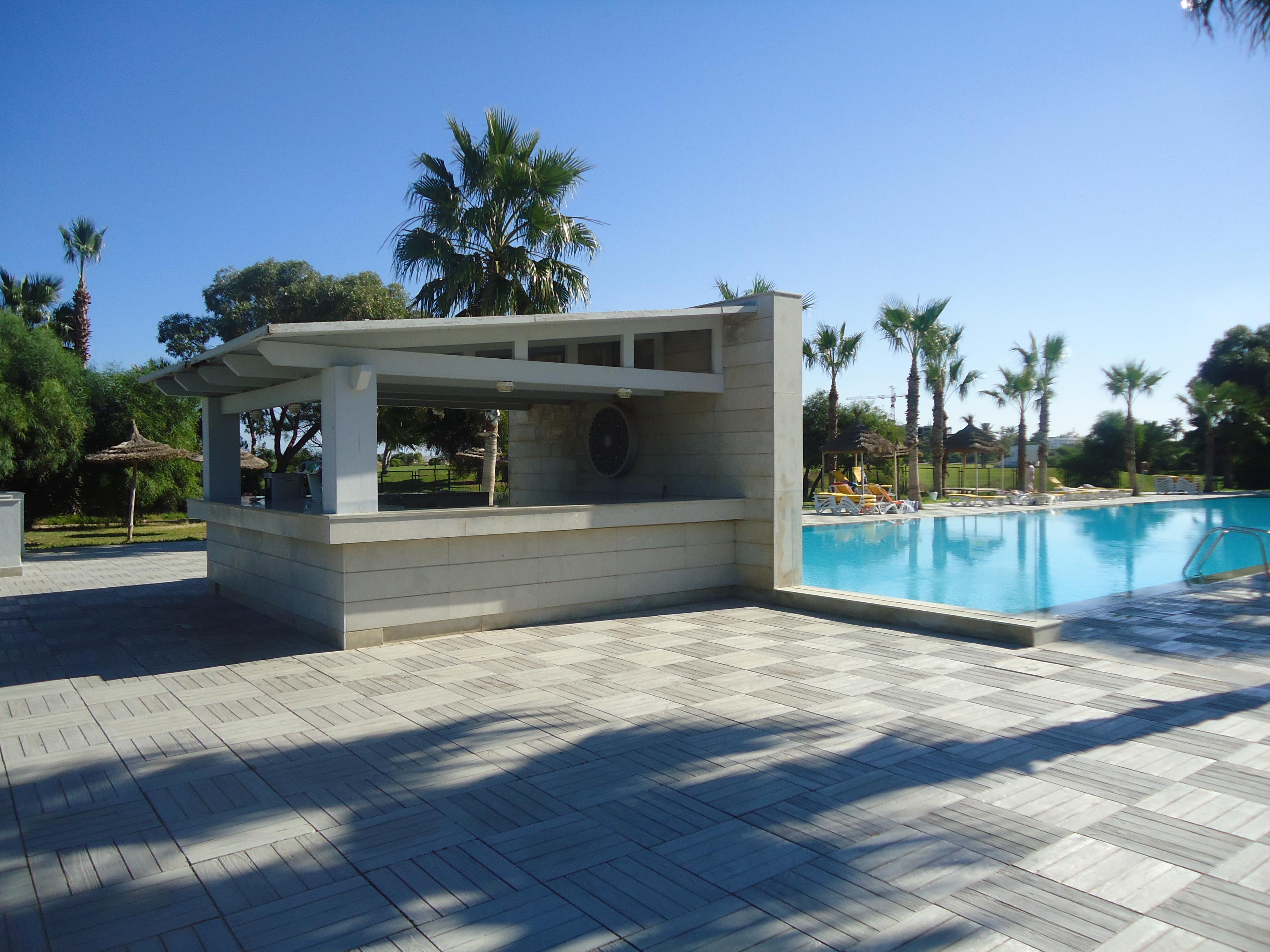 Mille et une nuits port el kantaoui tunisie la for Club piscine cabanon