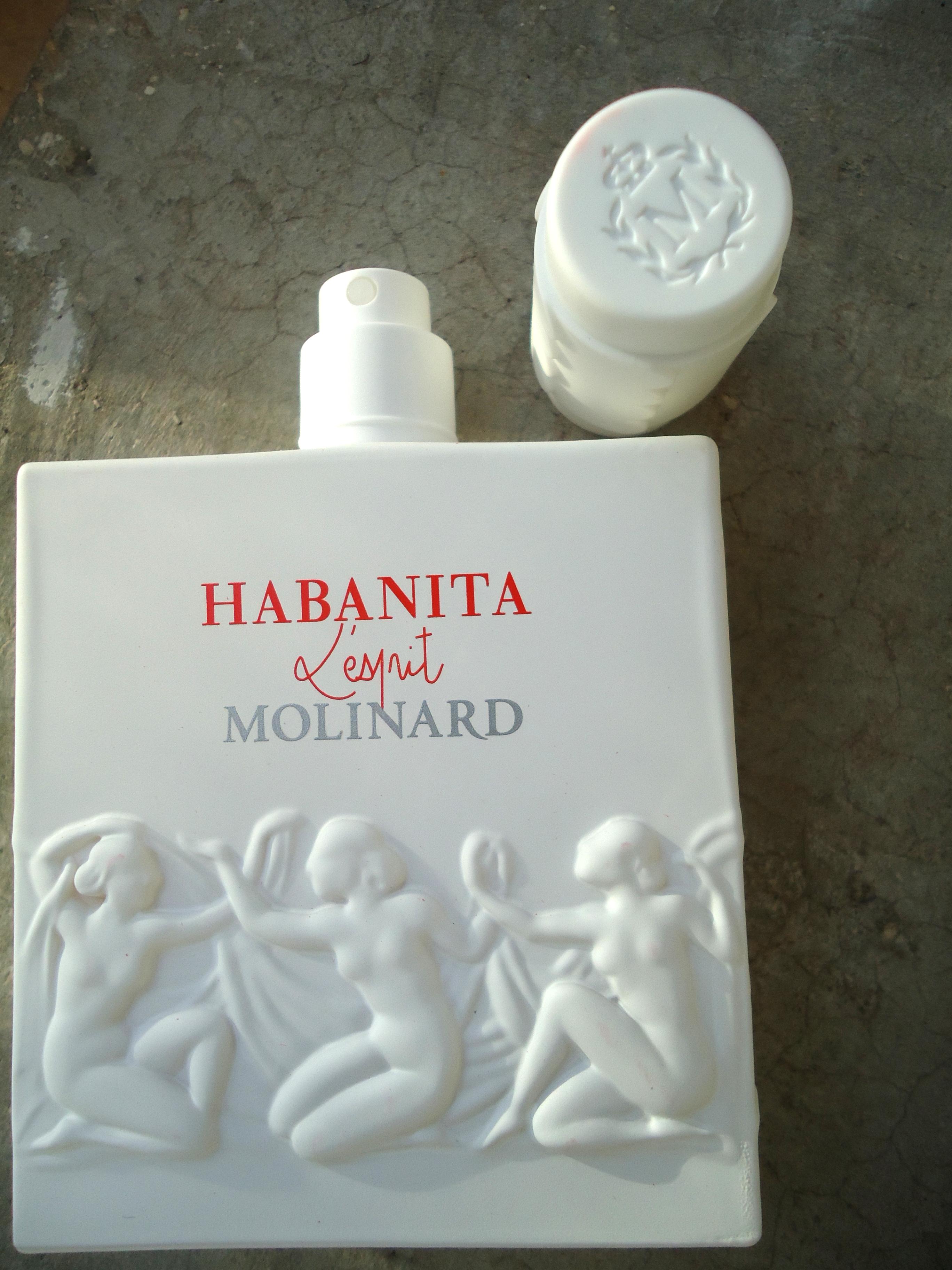 habanita l 39 esprit une fragrance mythique sign e molinard la beaut selon une parisienne. Black Bedroom Furniture Sets. Home Design Ideas
