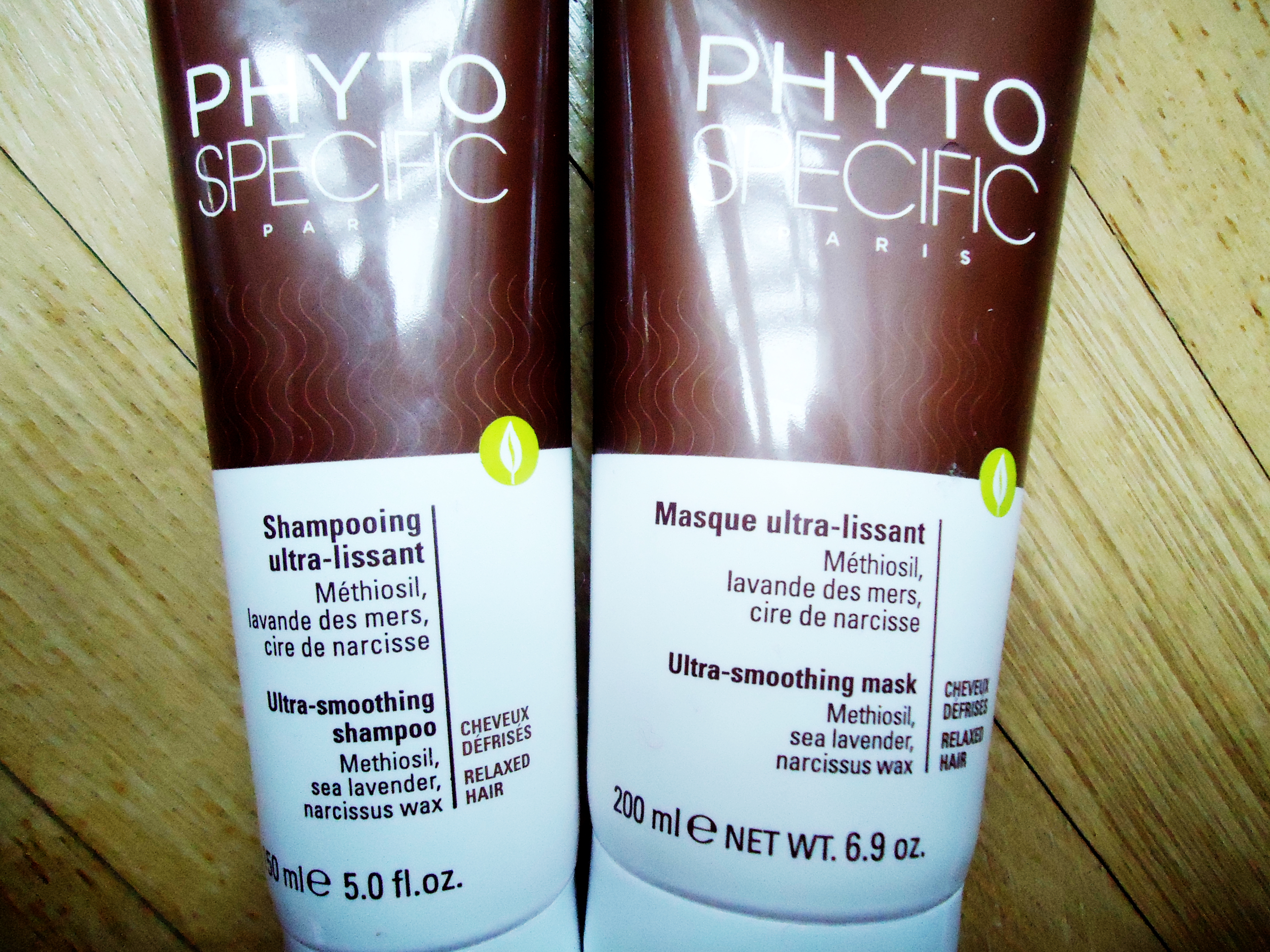 gamme phyto cheveux