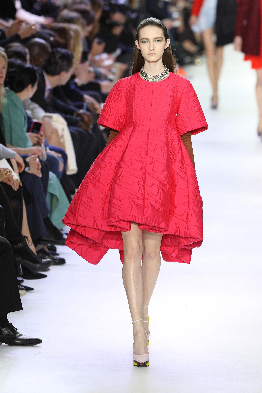 Paris Fashion Week - Dior Runway