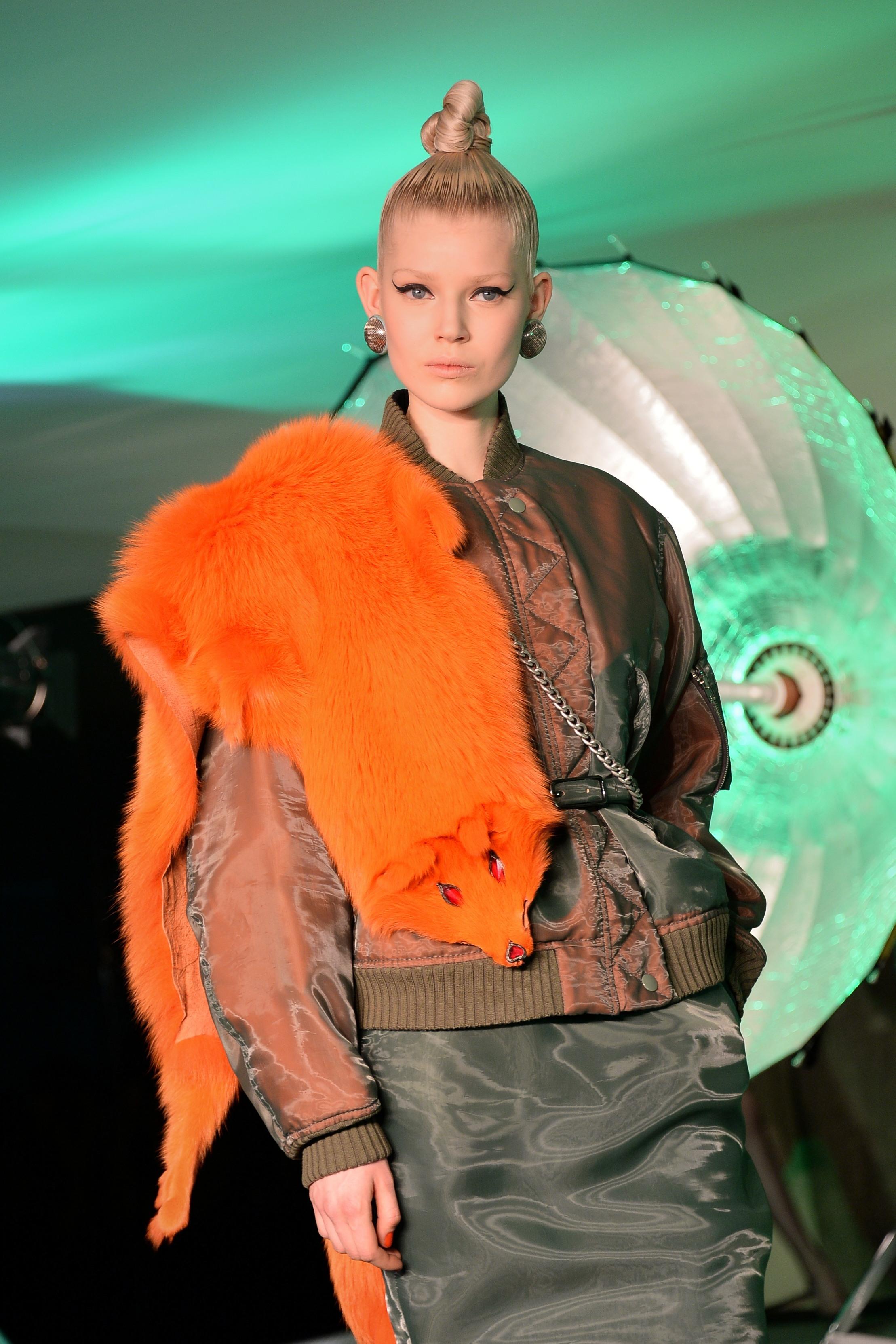 Paris Fashion Week - Jean-Paul Gaultier Runway